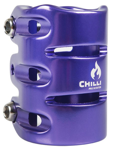 Chilli Pro Scooter | Clamp 7000 SCS | Violet