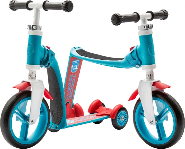 Scoot and Ride | Highwaybaby Plus | Blau-Rot