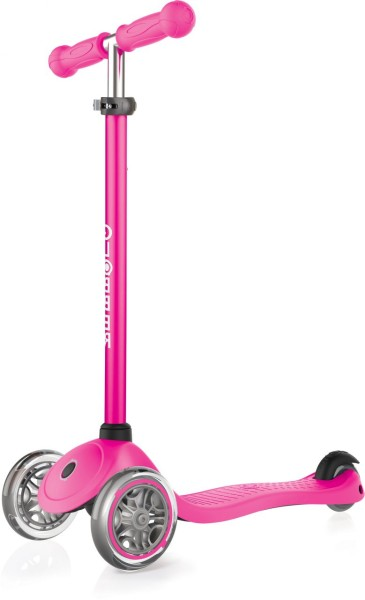 Globber | Primo | Anodized T-Bar | Pink