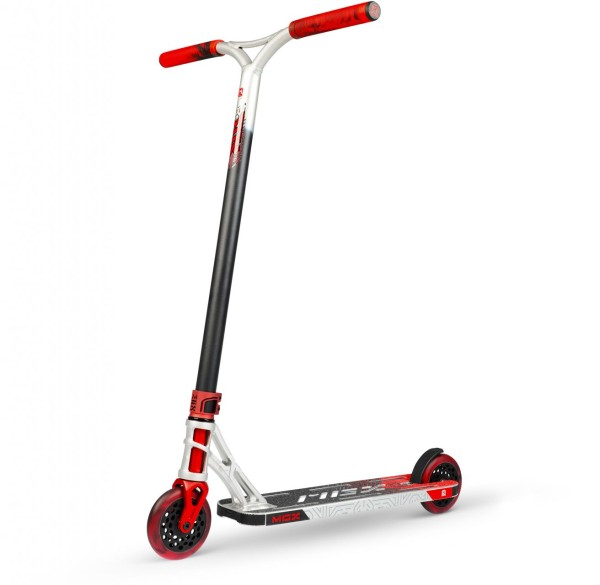MGP   Scooter   MGX Extreme E1   Silber-rot