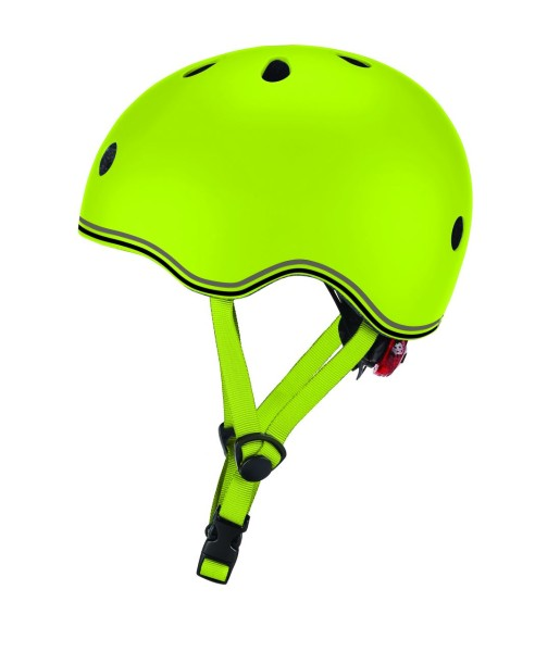 Globber | Helm | Evo Lights | Lime Grün