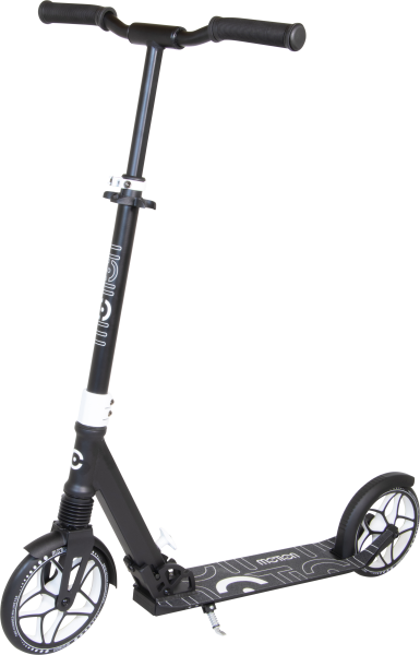 Motion   Scooter   Road King   Schwarz-weiss