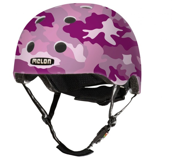 Melon | Helm | Camouflage | Pink